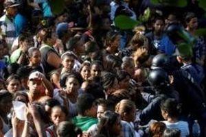 Venezuela: 68 người chết vì cháy trại giam ở đồn công an