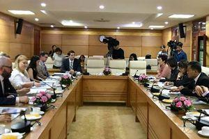 Góp phần thúc đẩy quan hệ, hợp tác trên mọi lĩnh vực giữa nhân dân hai nước Việt Nam và Mỹ