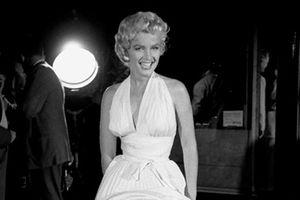 Váy trắng huyền thoại của Marilyn Monroe và những chiếc đầm đắt nhất