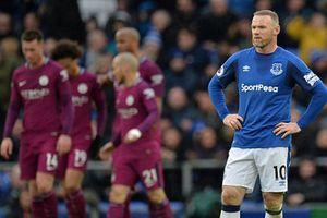 Everton vs Man City (1-3): Man xanh tiến rất gần cúp vô địch