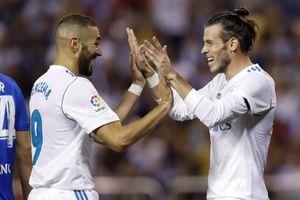 Las Palmas 0-3 Real Madrid: Bale lập cú đúp