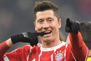Bayern Munich hủy diệt Dortmund với 5 bàn thắng chỉ trong hiệp một