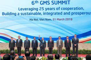 Các nước GMS thống nhất đẩy mạnh hợp tác bền vững, thịnh vượng
