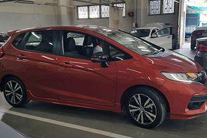 Loạt xe Honda Jazz giá từ 539 triệu đã về đến Hà Nội