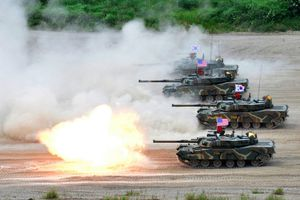 Mỹ-Hàn tập trận rầm rộ, Triều Tiên vẫn 'im lặng'
