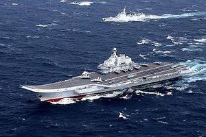 Trung Quốc đưa 40 tàu chiến ra Biển Đông - Phô diễn sức mạnh với Mỹ