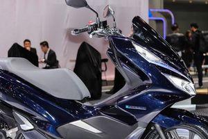 Honda PCX Hybrid - Xe máy chạy xăng lai điện đầu tiên trên thế giới