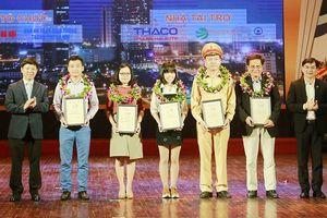 Trao giải Cuộc thi viết về an toàn giao thông Thủ đô