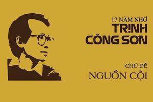 Tối nay, tổ chức nhạc Trịnh Công Sơn tại Đường sách