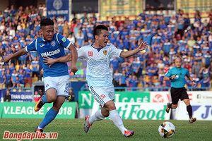 Đương kim vô địch V.League thua tan nát trước Quảng Ninh