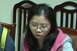 Hiệp đồng bắt nữ đối tượng người Trung Quốc trốn truy nã