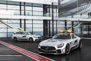 Chiếc Safety Car trong giải đua F1 đã ra đời như thế nào?