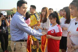 Đại Học Sư Phạm Huế: Khai mạc giải bóng đá sinh viên truyền thống năm 2018