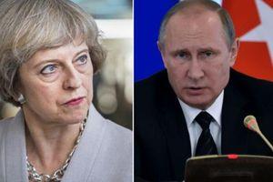 Quan hệ Nga-Anh ngày càng đi vào bế tắc