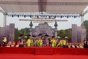 Bắc Giang – Tưng bừng khai hội chùa Bổ Đà 2018