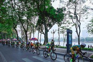 Cận cảnh giải xe đạp Cúp HTV lần thứ 30 tại Hà Nội