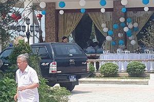 Thừa Thiên Huế: Xác minh xe biển xanh đến đám cưới