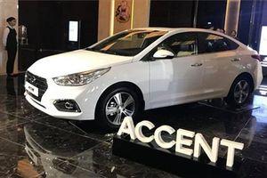 Giá xe Hyundai tháng 4/2018: Accent 2018 chỉ hơn 400 triệu