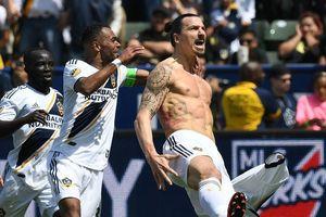 Ibrahimovic lại làm vua ở LA Galaxy