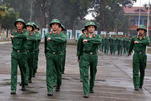 Để chiến sĩ mới sớm hòa nhập môi trường quân ngũ