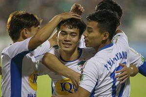 HAGL 3-2 CLB Nam Định: Rượt đuổi tỷ số hấp dẫn