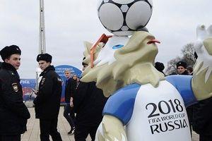 Moscow tố phương Tây gây khó dễ cho việc Nga tổ chức World Cup 2018