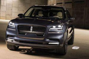 SUV hạng sang Lincoln Aviator chính thức ra mắt trở lại