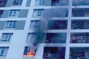 Nguyên nhân cháy ở chung cư Parc Spring do cục sạc dự phòng