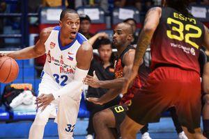 Saigon Heat chưa thể tạo nên lợi thế trước Alab Pilipinas