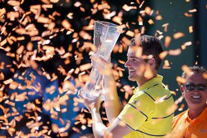 John Isner vô địch Miami Open 2018