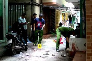 Xác định nghi can sát hại nam thanh niên ở trung tâm Sài Gòn