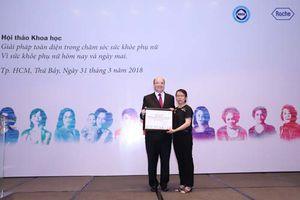 Roche Diagnostics Việt Nam cam kết đồng hành cùng phụ nữ
