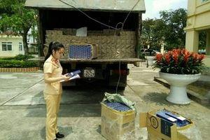 Gần 2.500 bao thuốc lá lậu bị chặn đứng tại Thanh Hóa