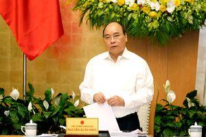 Thủ tướng: Phấn đấu tăng trưởng đạt ít nhất 6,7%