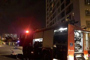 Hé lộ nguyên nhân cháy chung cư PARCSpring ở TP.HCM