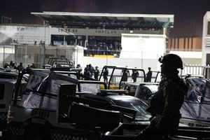 Tù nhân cướp ngục tại Mexico, ít nhất 6 cảnh sát thiệt mạng