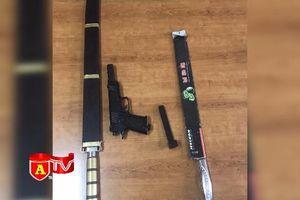 Bắt giữ nhóm côn đồ dùng súng bắn người bị trọng thương