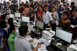 Thái Lan siết chặt quy định với lao động nước ngoài bất hợp pháp