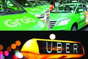 Trước 'cơn bão' Grab thâu tóm Uber