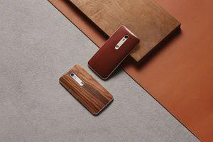 Điện thoại thông minh trong tương lai sẽ làm bằng siêu gỗ?