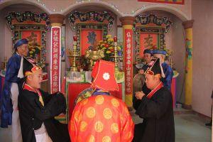 Ngư dân Đà Nẵng vào hội Cầu Ngư