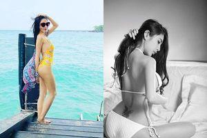 Diện bikini đi nghỉ mát với ông xã Công Vinh, Thủy Tiên khiến dân tình xuýt xoa vì thân hình nóng bỏng