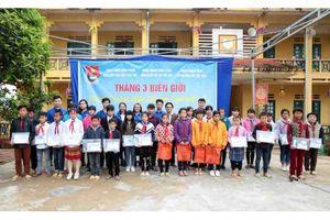 Chương trình từ thiện Tháng 3 biên giới