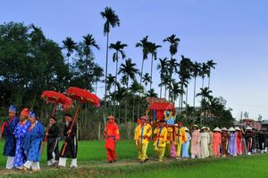 Hội làng - nét đẹp văn hóa dân tộc Việt