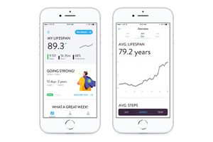 Ứng dụng trên iPhone có thể đoán chính xác tuổi thọ của bạn