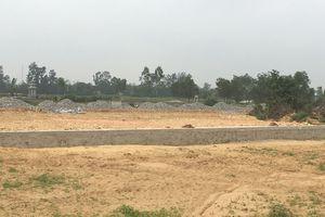 Dự án nghìn tỷ ở Nghệ An vẫn chậm tiến độ
