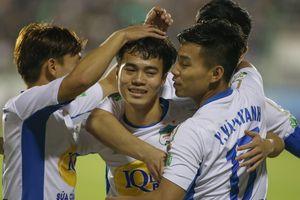 Văn Toàn, Minh Vương tỏa sáng giúp HAGL thắng 'giải hạn' tại V.League