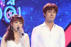 Yến Tatoo và Minh Tú mang cả đám cưới đi thi hát vẫn bị loại