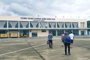 Sau Vinh, đến sân bay Điện Biên bị xâm nhập trái phép
