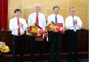 Nhân sự mới Bắc Ninh, Bình Dương, Long An, TPHCM, Quảng Ngãi